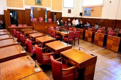 Con escasos proyectos, el Concejo retoma su actividad tras las PASO