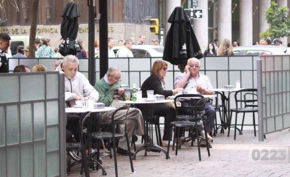 Fin de semana en rojo: para los gastronómicos