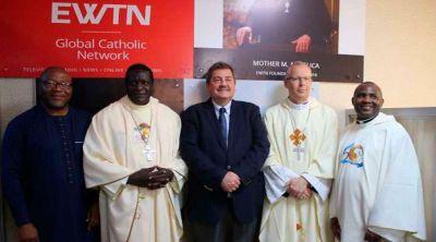 A pocos días del viaje del Papa Francisco, nace ACI África