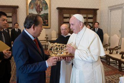 Santa Sede y Vietnam: 8º Encuentro de trabajo para profundizar en las relaciones bilaterales