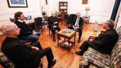 Alberto Fernández se reunió con la Conferencia Episcopal Argentina, que remarcó la necesidad de