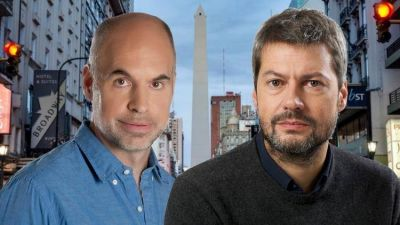 Terminó el escrutinio definitivo en la ciudad de Buenos Aires y se mantiene el escenario de balotaje entre Larreta y Lammens