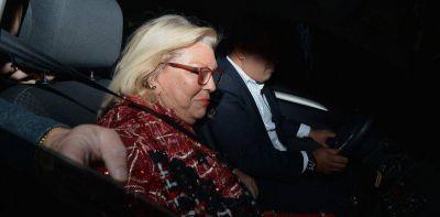 Pese a la resistencia interna, Elisa Carrió gana protagonismo en la campaña electoral