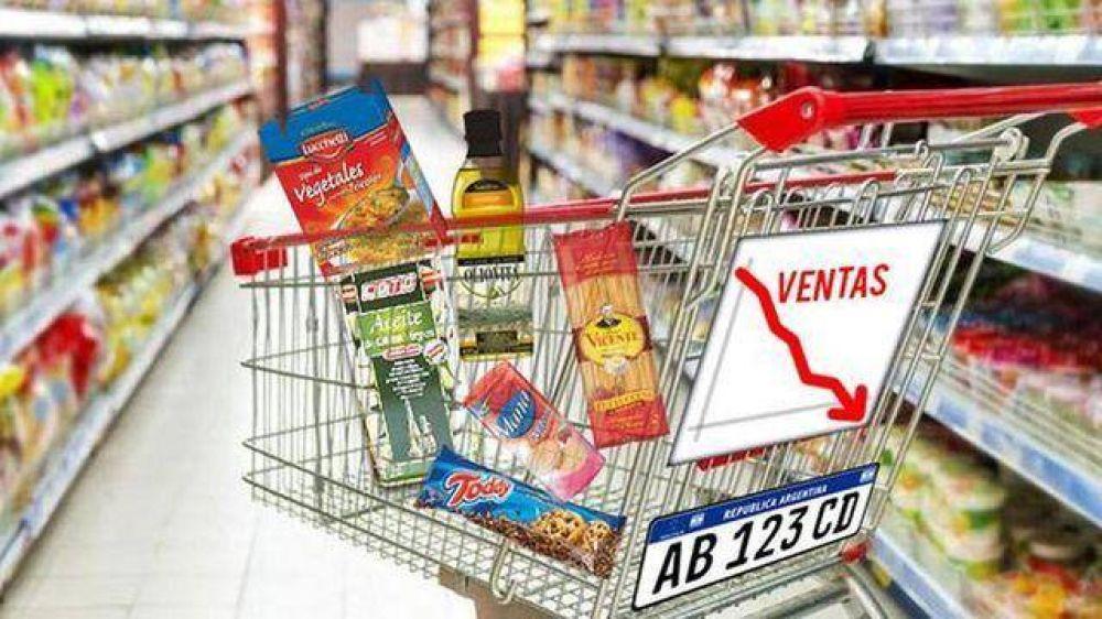 Pese al repunte de ventas por el IVA 0%, supermercados prevén otro año de fuertes pérdidas