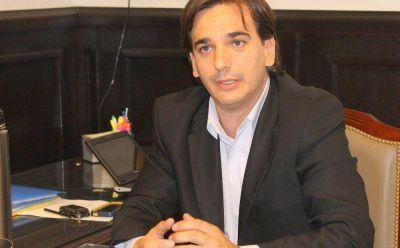 """Sebastián Galmarini: """"El voto estratégico quedo atrás y es por eso que Facundo va a volver a ser Intendente"""""""