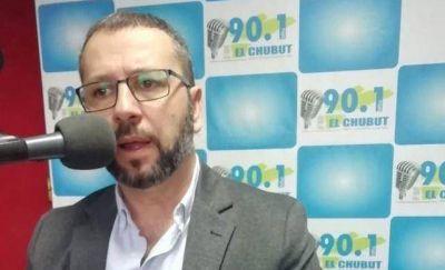 Petrakosky dijo que a pesar de la crisis la Cooperativa va a continuar con las obras con el apoyo del Municipio