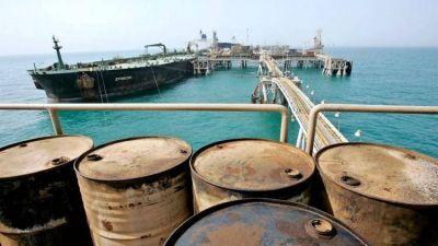 Efecto sanciones: EEUU eliminó del mercado cerca de 2,7 millones de barriles diarios de petróleo iraní
