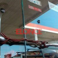 Cerró temporalmente la estación de servicios de Cinco Esquinas: Los motivos
