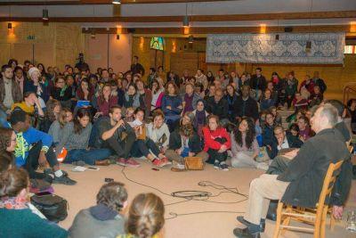 Taizé: Fin de semana de encuentro entre jóvenes cristianos y musulmanes