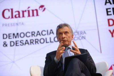 Macri apuntó al silencio de Cristina y Fernández envió señales a los mercados