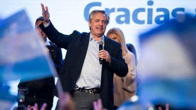Para Alberto Fernández las paritarias no deben tener techo