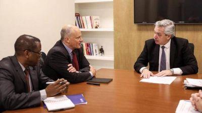 La misión del FMI llegará hoy a la Argentina para reunirse con Hernán Lacunza y los asesores de Alberto Fernández