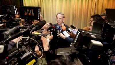 Pichetto cruzó a los gobernadores: