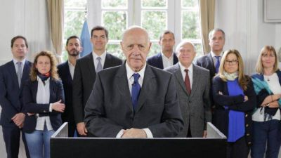 Lavagna cree que Macri se derrumba y aspira a un balotaje con Alberto Fernández