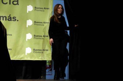 María Eugenia Vidal en una encrucijada: sin fondos, con rebelión interna y distante de Macri