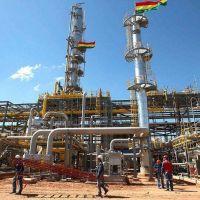 Empresas argentinas buscan exportar a Bolivia ingeniería y maquinaria petrolera