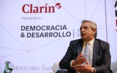 El nuevo contrato social también incluye a Clarín