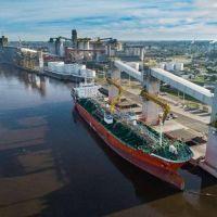 Puerto Quequén aprobó con superávit su tercer balance anual consecutivo
