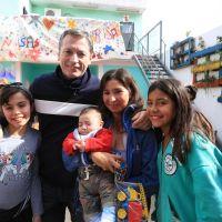 Fernando Gray visitó la asociación civil
