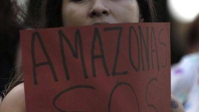 Red Eclesial Panamazónica exige actuar para poner fin a incendios