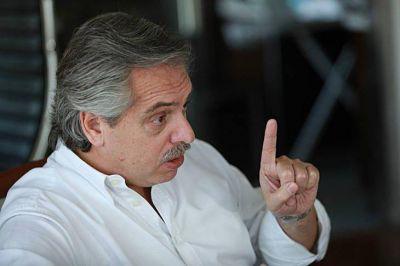 Tras reunirse con los delegados del FMI, AF los acusó de provocar una