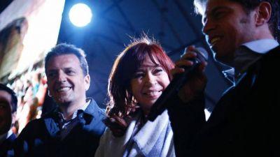 Cristina y Massa quieren una ley para regular la deuda externa desde el Congreso