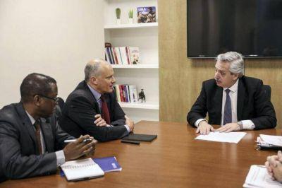 Reuniones con Hacienda, críticas de Alberto (y un regreso inminente): la agenda del FMI en el país
