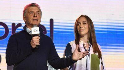 María Eugenia Vidal negocia con Mauricio Macri un giro de partidas por el Fondo del Conurbano y sumará al Presidente a su campaña