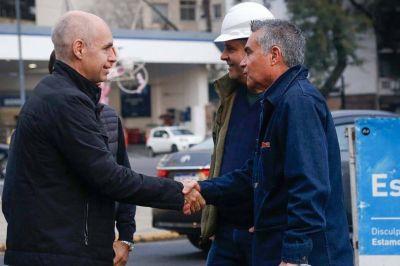 Rodríguez Larreta: una campaña local reforzada en los distritos del sur