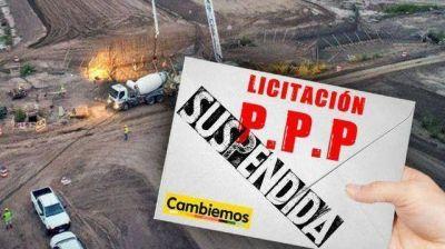 Obra pública por sistema PPP, víctima del momento político: hay un freno hasta la elección