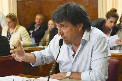 """Rodríguez: """"Fue muy penoso e inexplicable todo, es un ataque permanente al sistema educativo municipal"""""""