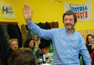 """Alberto Franco: """"Nos reunimos con Facundo y apostamos a una gran coalición de gobierno para ganar en octubre"""""""
