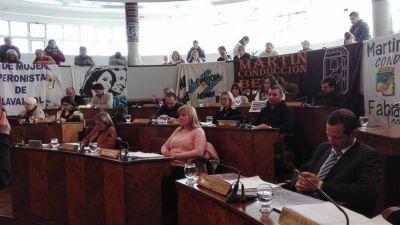 Pedirán informes por obras frenadas en Lomas