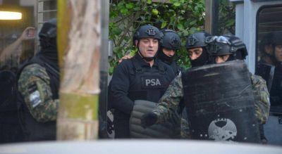 Los líderes del Surrbac, presos por lavado y fraude