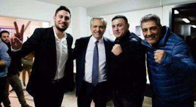 Sólo la CGT Rodríguez Peña respaldó a Mauricio Saillén
