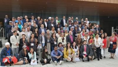 Líder judío copresidirá la Asamblea Mundial de Religiones por la Paz