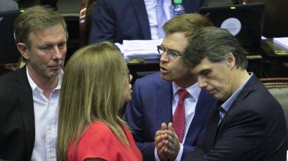 Sigilosas negociaciones en Diputados para crear un bloque aliado de Alberto en diciembre
