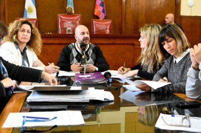 Tasas: hubo dictamen de comisión pero continúan las negociaciones