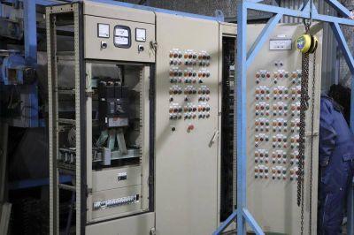 Río Grande: La Municipalidad reemplazó un tablero eléctrico en una planta de de tratamiento de cloacas