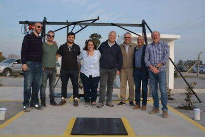 Construyeron una planta de bombeo para abastecer con cloacas a más de 600 familias