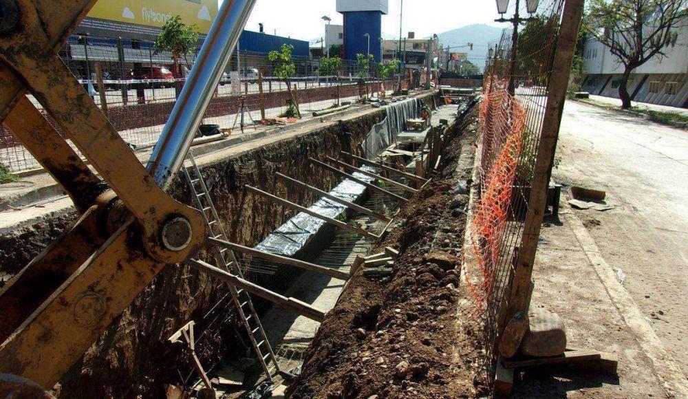 Hoy se inaugura el canal Tineo, obra elemental para mitigar las inundaciones