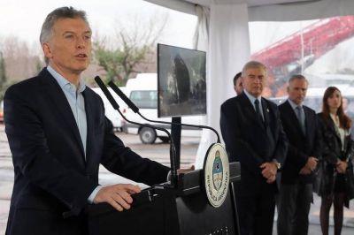 """Macri insiste: """"Las PASO han generado esta crisis"""""""