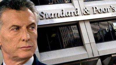 Default por un día: la calificadora de riesgo S&P le bajó la nota a la Argentina pero avisó que la subirá
