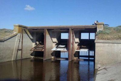 General Guido: se ejecutaron obras en el puente del Canal 1