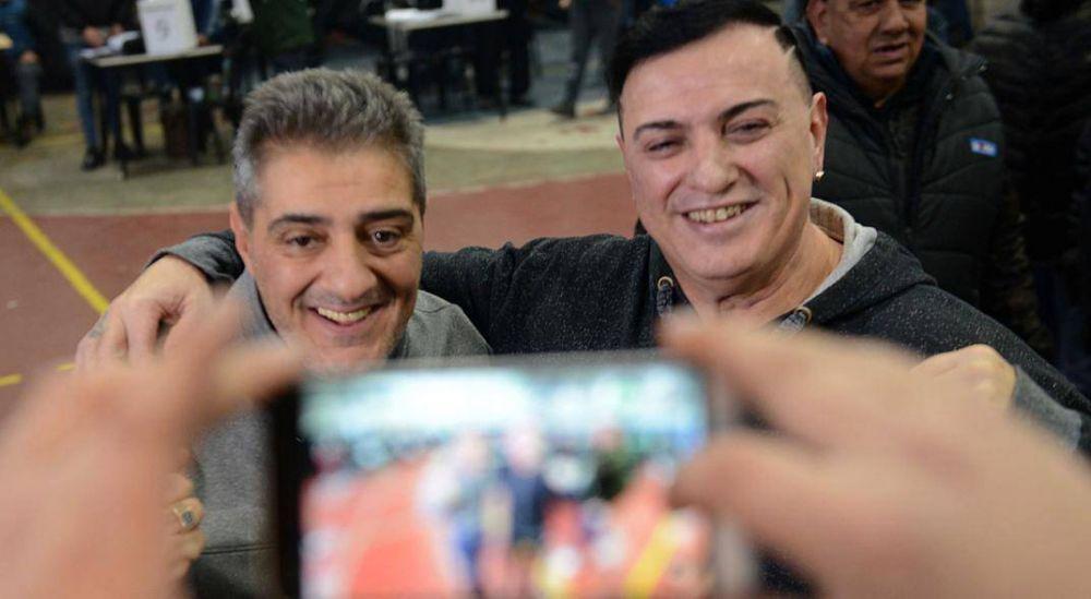 Surrbac: Catrambone y otros imputados tienen chapas de taxi