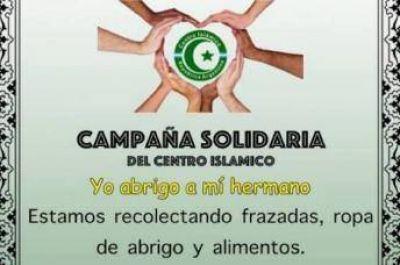Continúa la campaña solidaria del Centro Islámico de la República Argentina