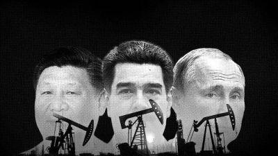 Cómo Rusia y China se apropian del petróleo de Venezuela y un mito que se derrumba