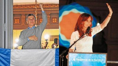 Macri-Cristina: la grieta se paga
