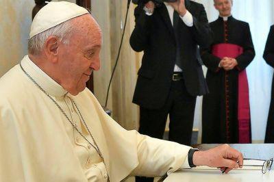Con la mira en el cónclave, el Papa anunció la designación de 13 cardenales