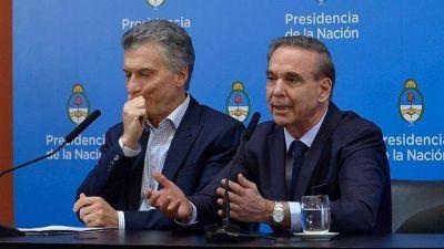 Macri utilizará la reunión de gabinete y un cónclave en la Casa Rosada para contener a sus ministros y aliados políticos